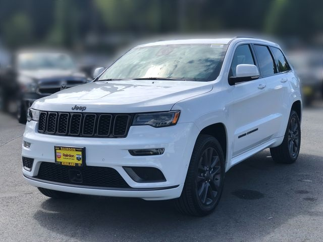 New 2019 JEEP Grand Cherokee High Altitude
