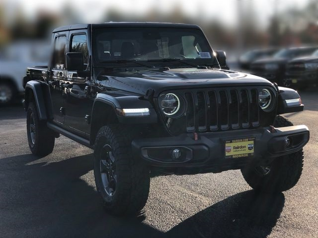 NEW 2020 JEEP GLADIATOR RUBICON 4X4