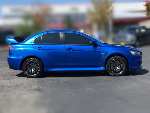 Pre-Owned 2015 Mitsubishi Lancer Evolution
